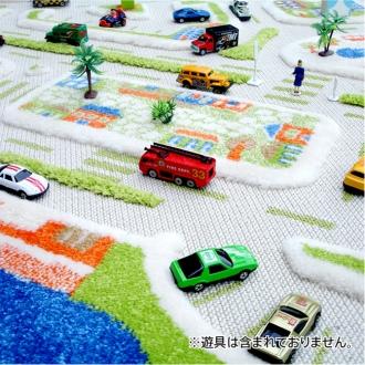 3Dカーペット・ビッグシティ
