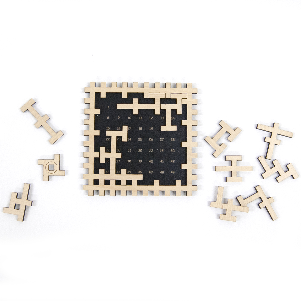 フレームパズル 1-49