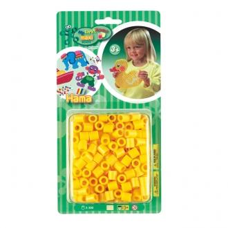 ハマビーズ Jr. 黄色(単色)