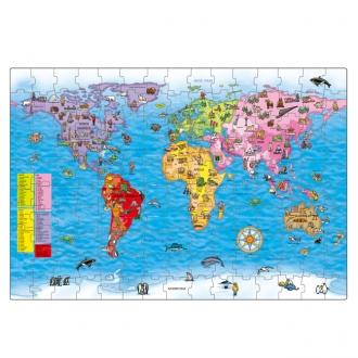 ワールド・マップ・パズル