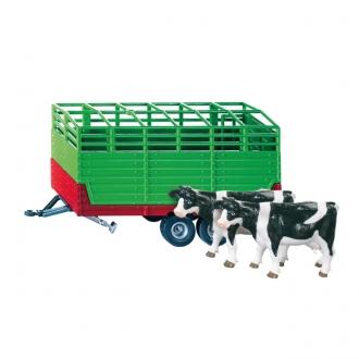 ファーマー 家畜用トレーラー 1/32(ジク・SIKU)
