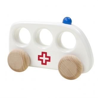 木の救急車