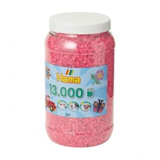 ハマビーズ ボトル 13000pcs ピンク