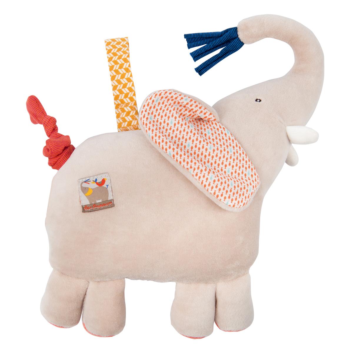 「Les Papoum」ゾウのオルゴール