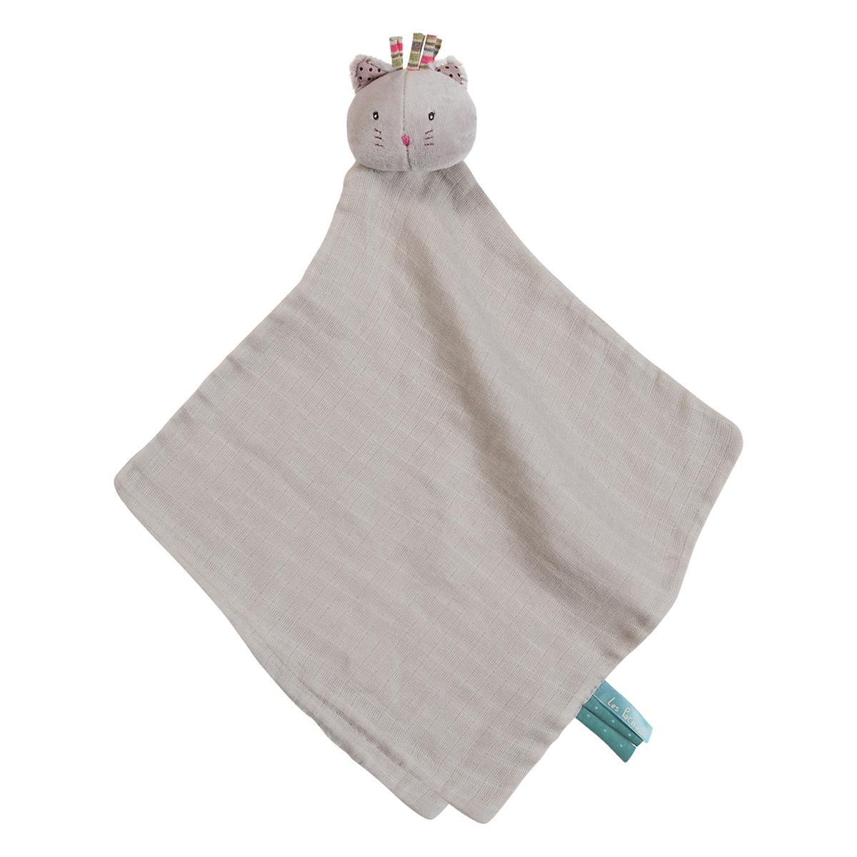 「パシャ」チャロマのおしゃぶりタオル