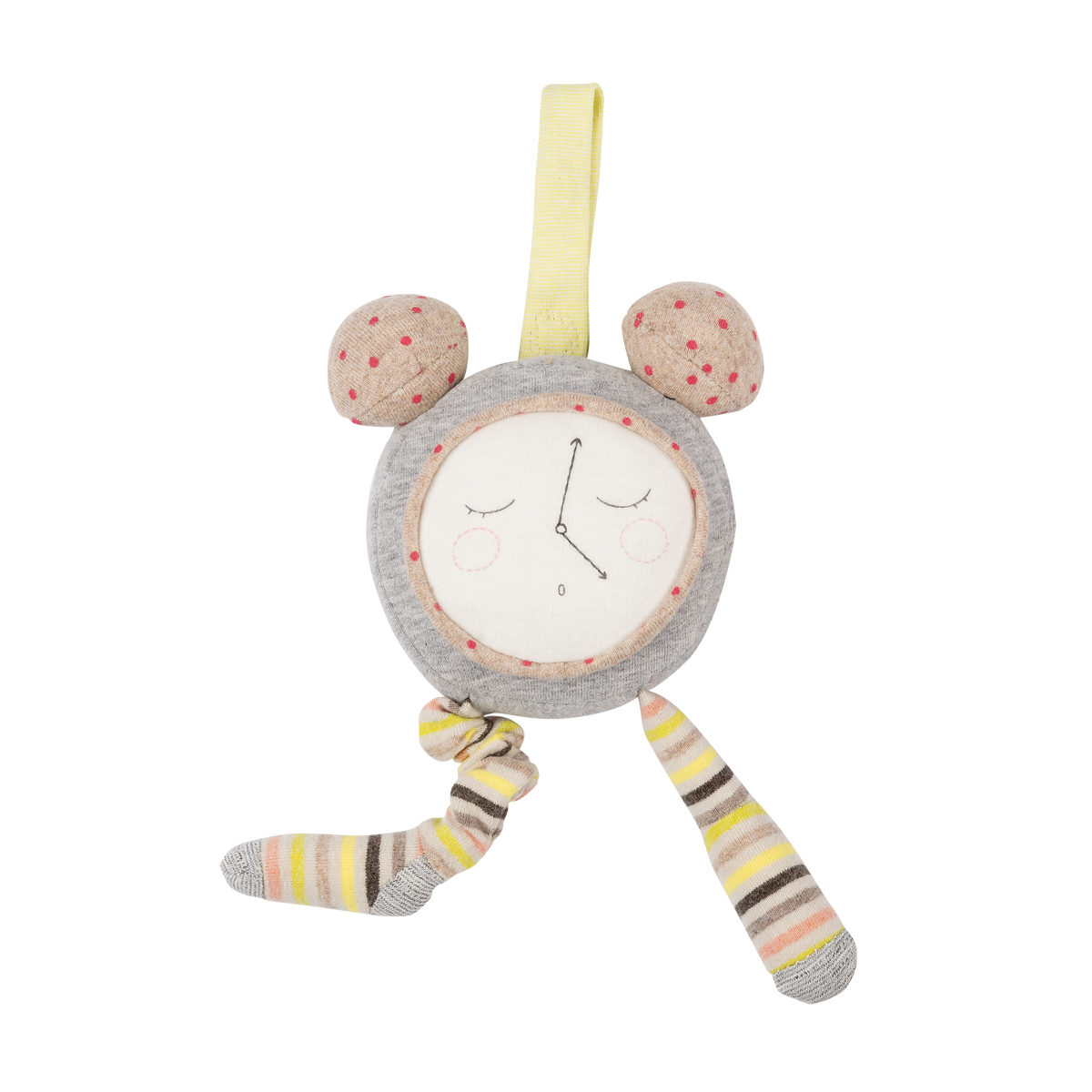 「プティ・ドゥードゥー」目覚まし時計のブルブル