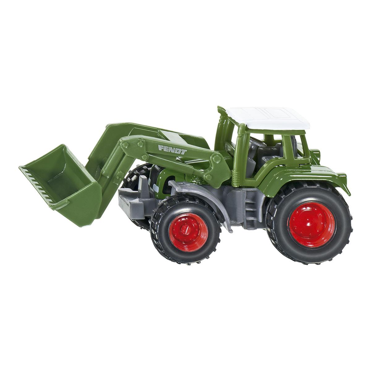 フェント トラクター フロントローダー付き(ジク・SIKU)