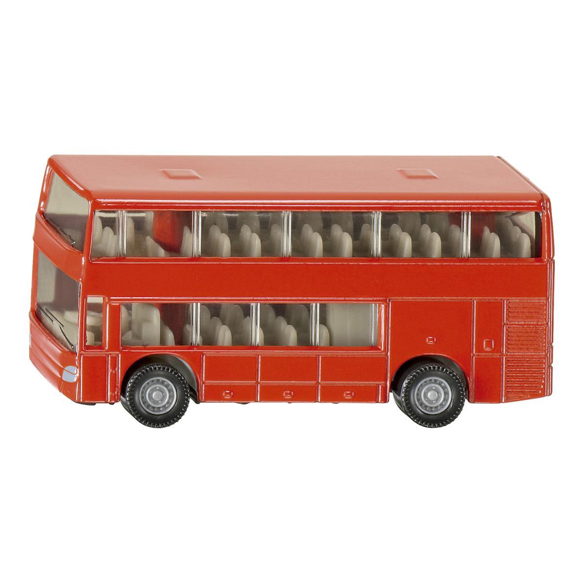 ジク社 2階建て旅客バス (ジク・SIKU)