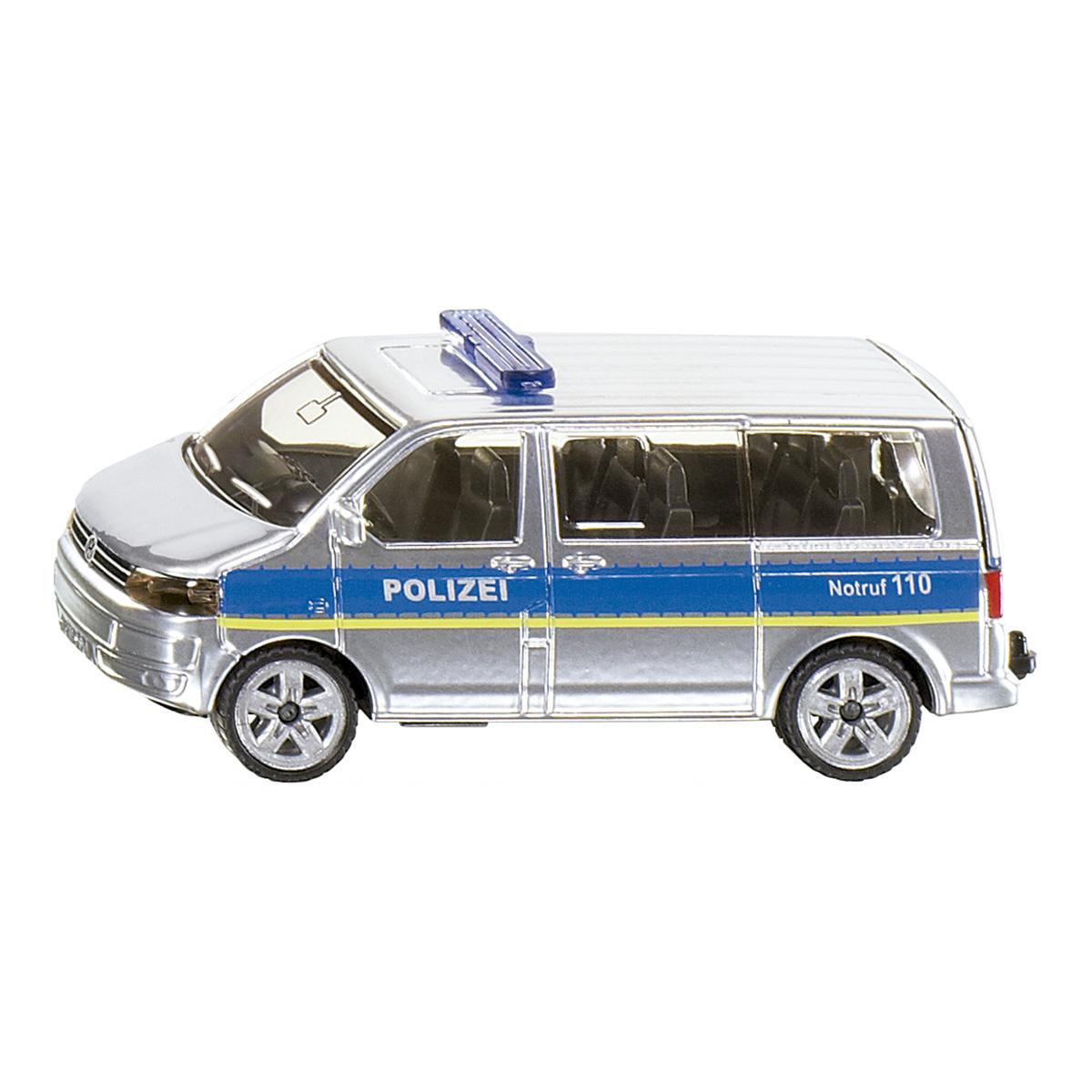 VW ポリスチームバン(ジク・SIKU)