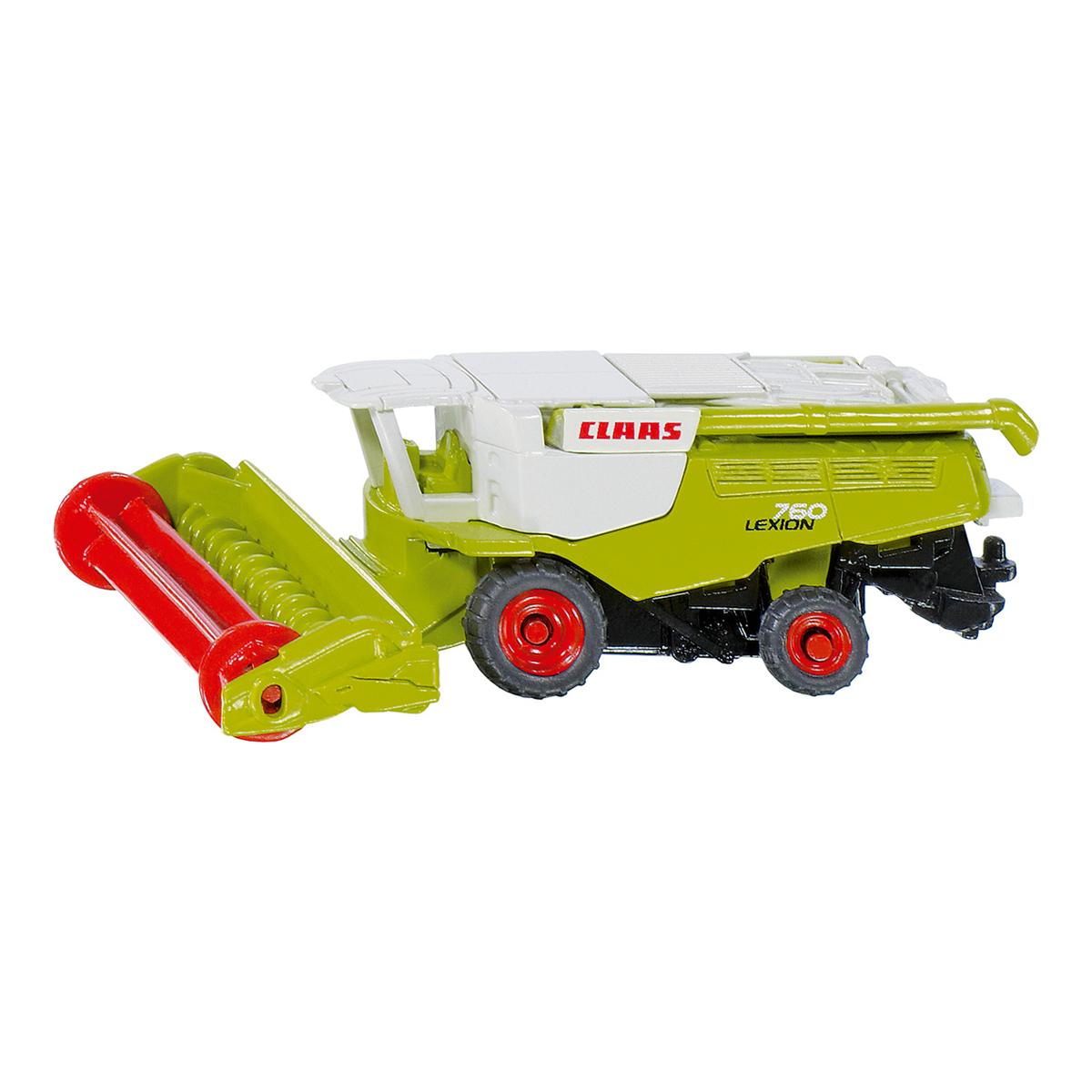 Claas 飼料収穫機(ジク・SIKU)