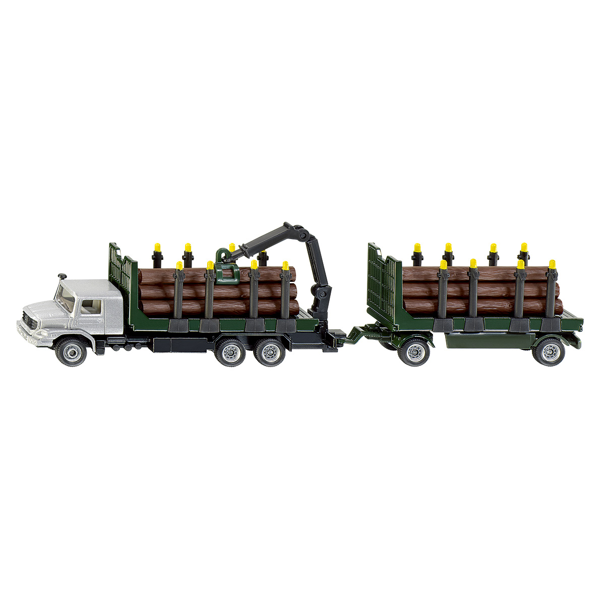 Log Transporter 1/87(ジク・SIKU)