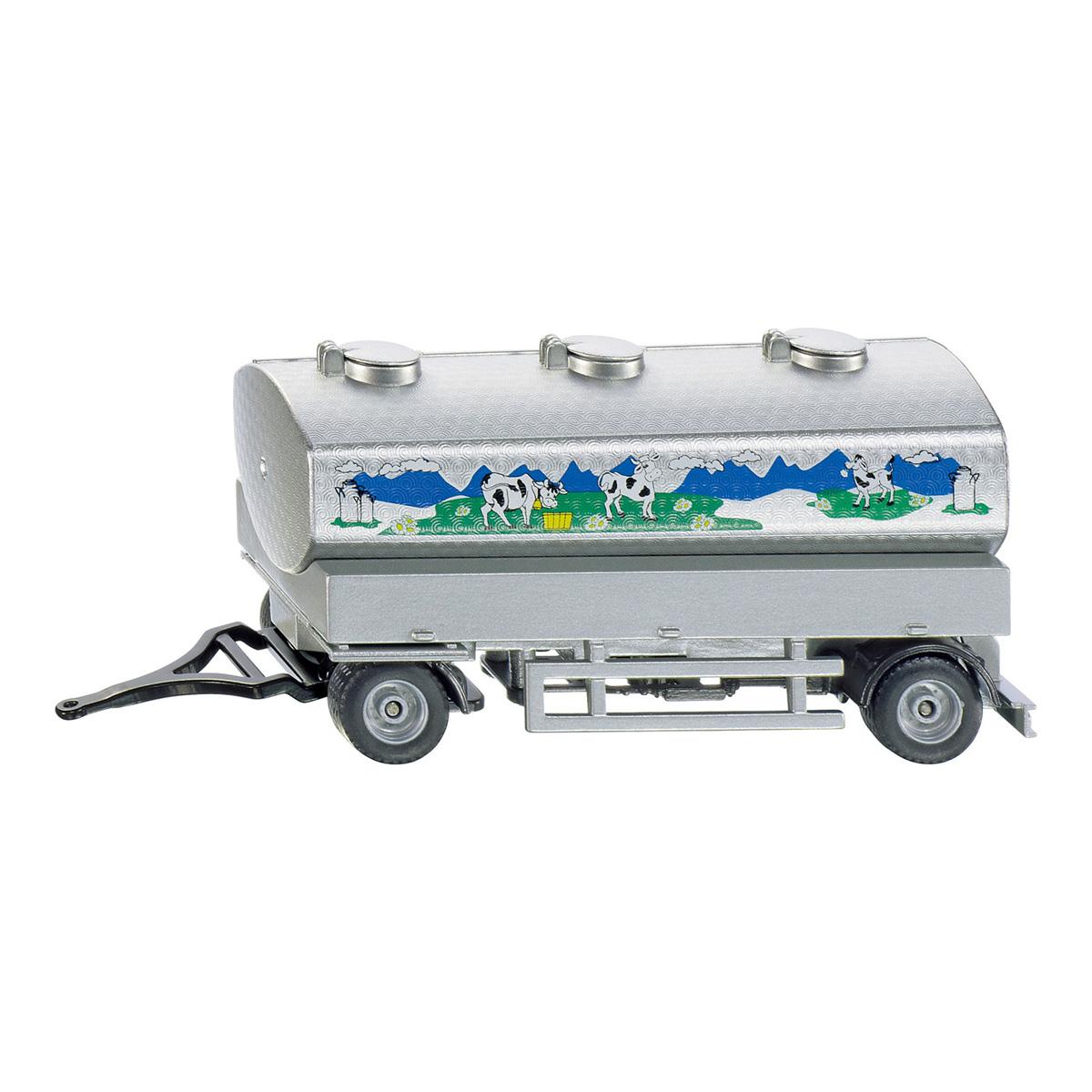 牛乳運搬用タンカー (ジク・SIKU)