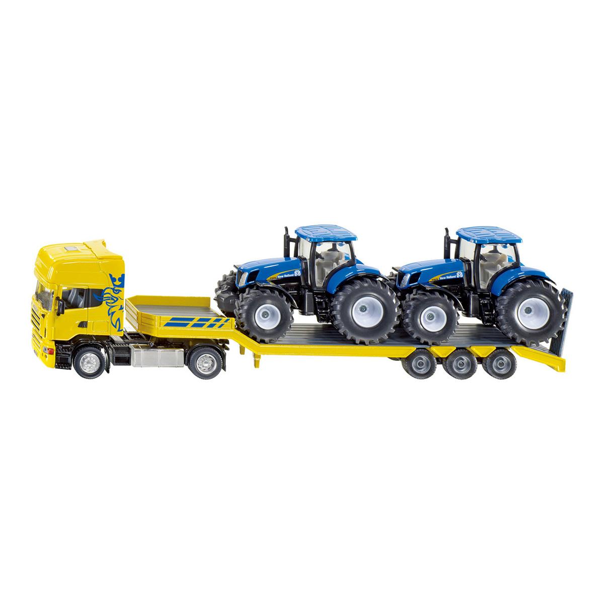 トラクター運搬用トラック 1/50(ジク・SIKU)