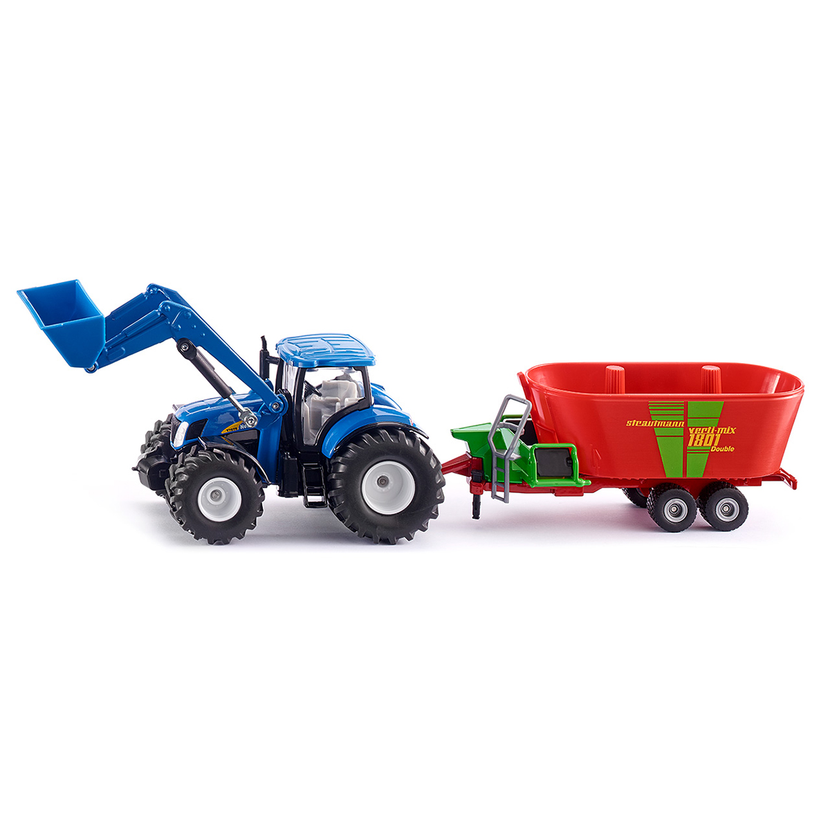 New Holland Strautmann fodder mixer(ジク・SIKU)1:50