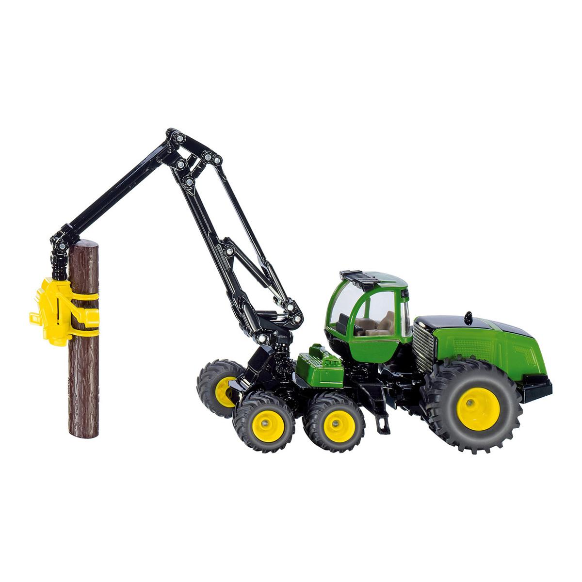 John Deere Harvester 1/50(ジク・SIKU)