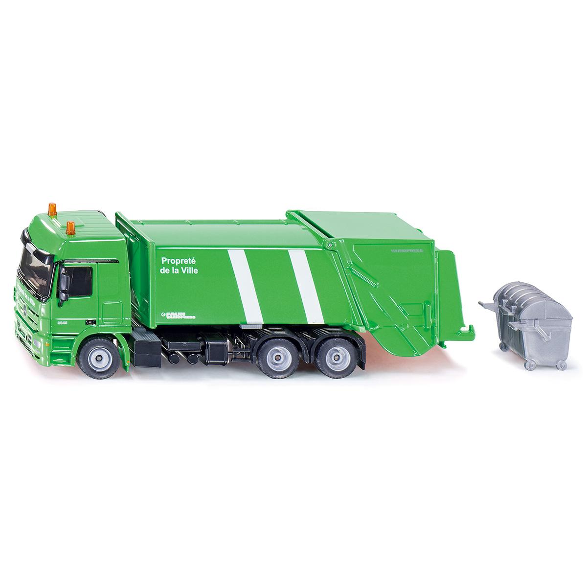 メルセデス・ベンツ ゴミ収集車 (ジク・SIKU)