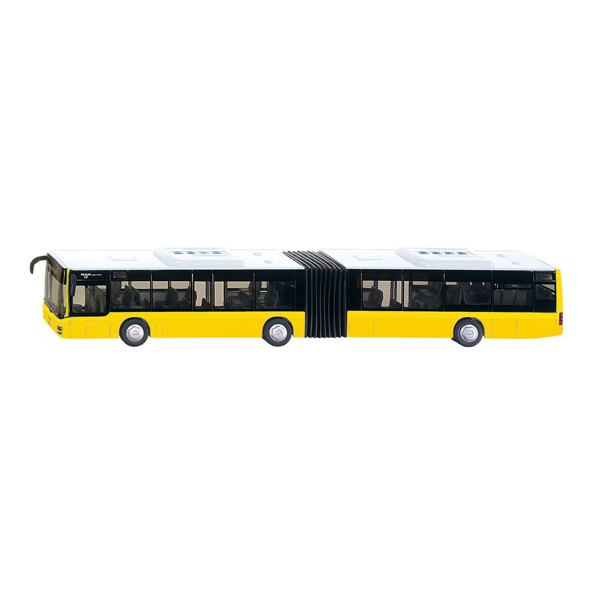 MAN 連接バス 1/50(ジク・SIKU)