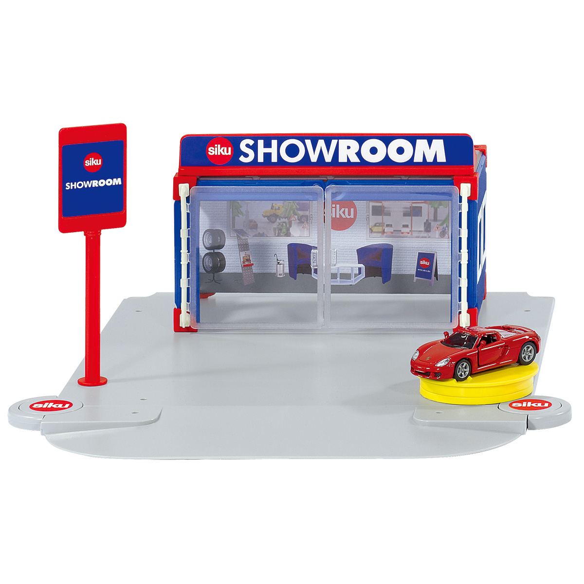Car Showroom(ジク・SIKU)