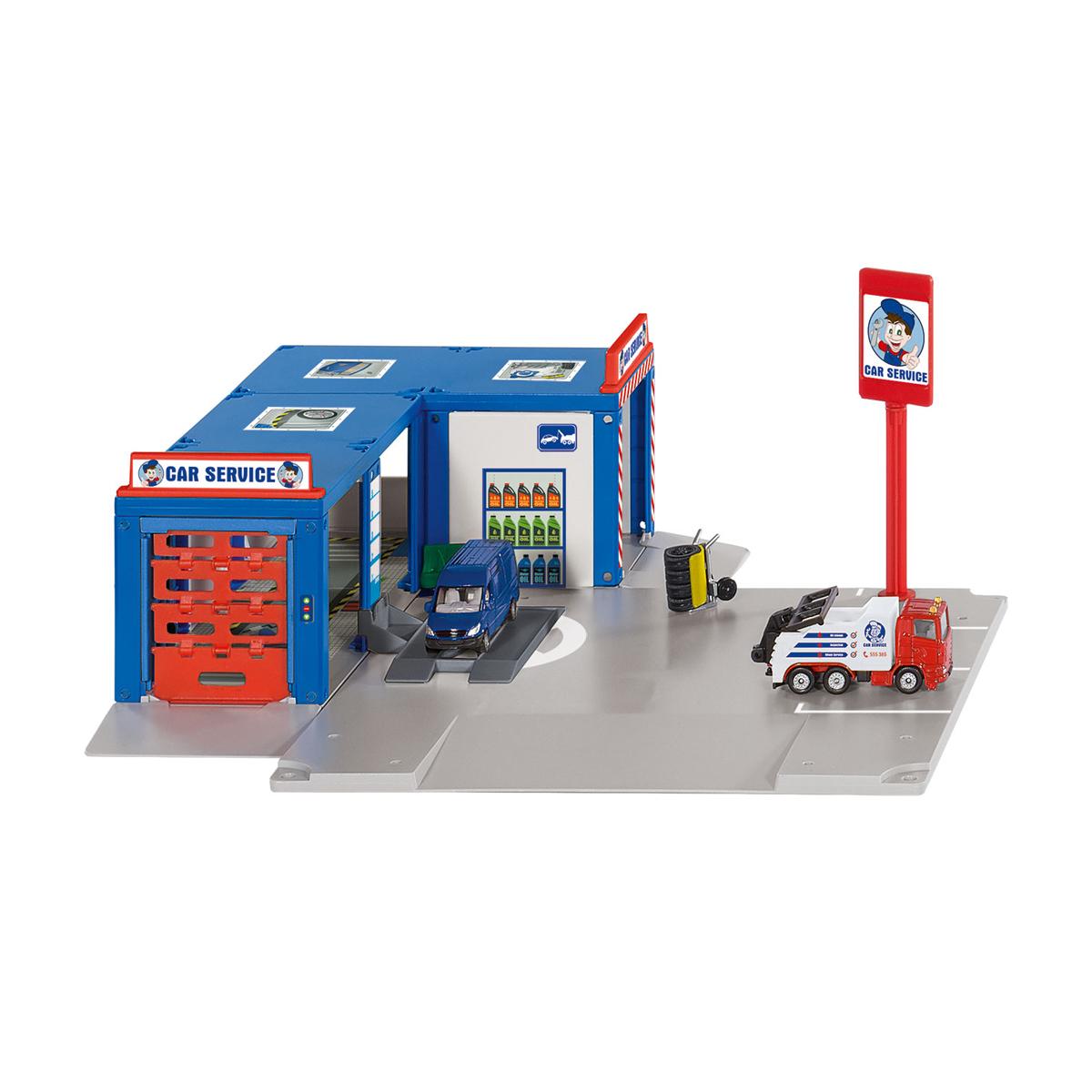 SIKU World ガレージ