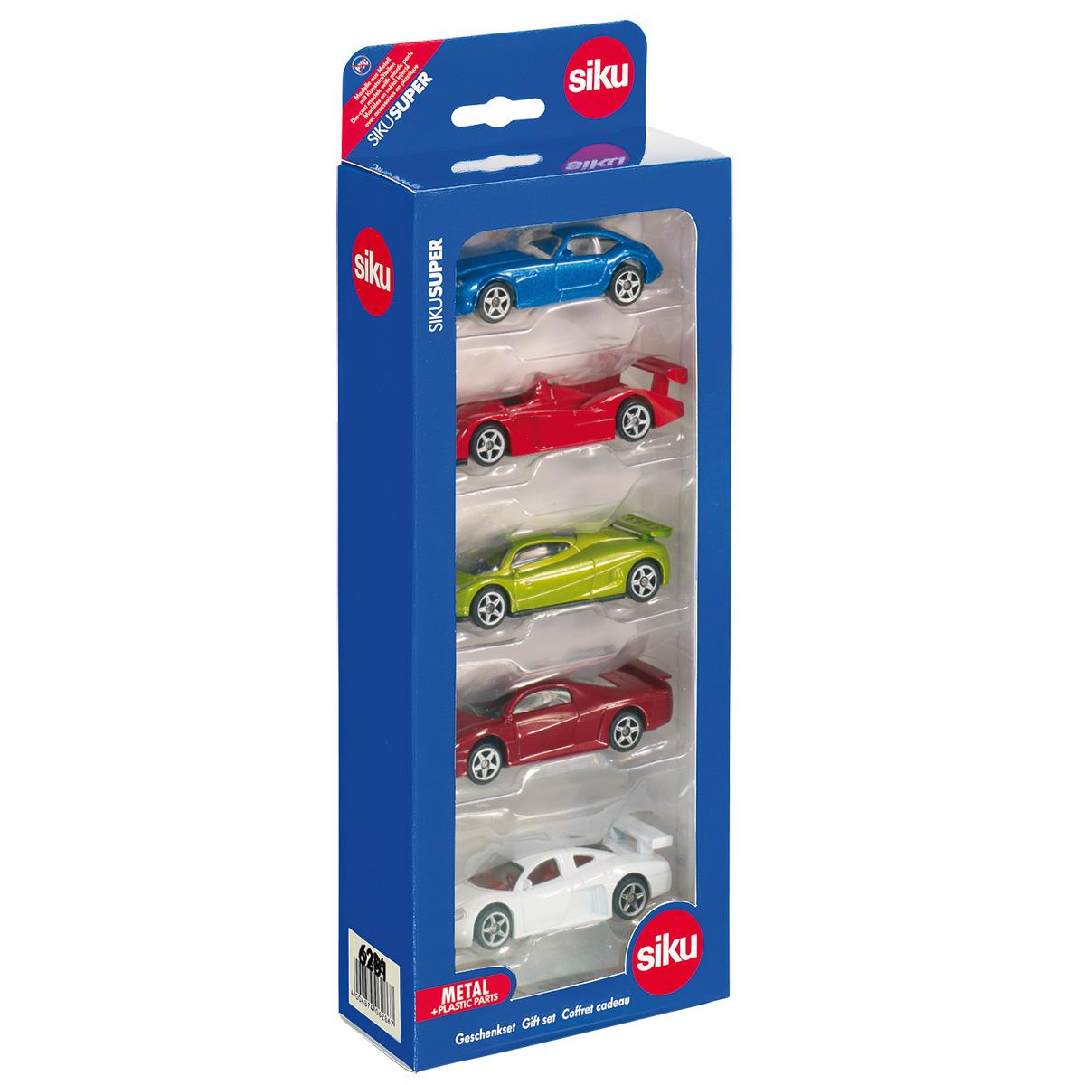 ギフトセット2 スポーツカー(ジク・SIKU)