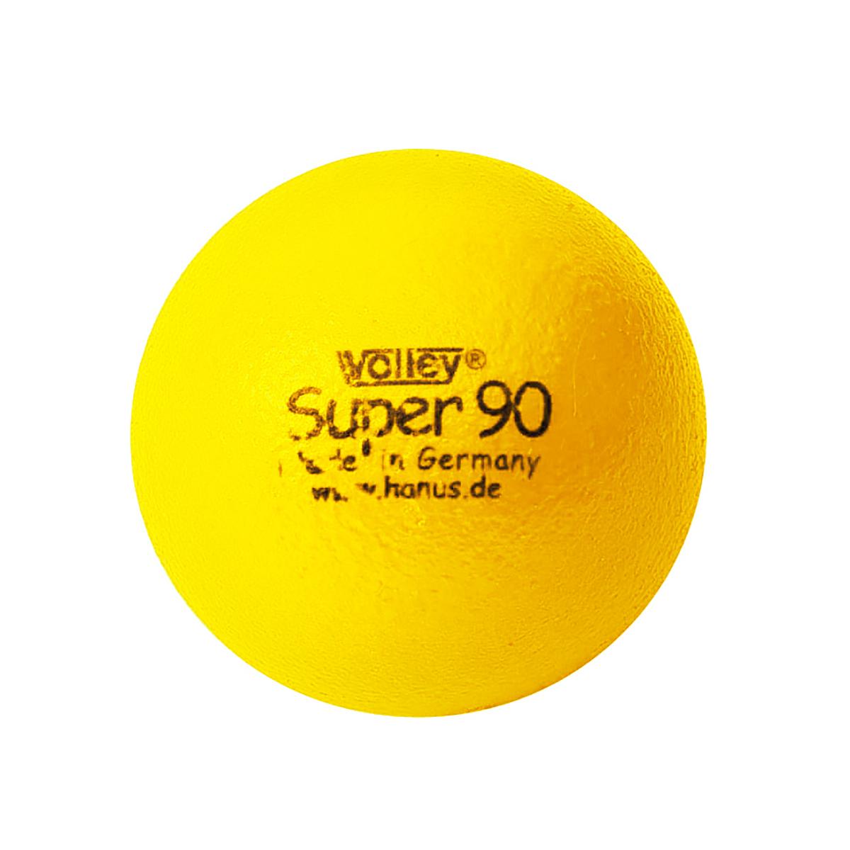 しわくちゃボール 90mm(黄)