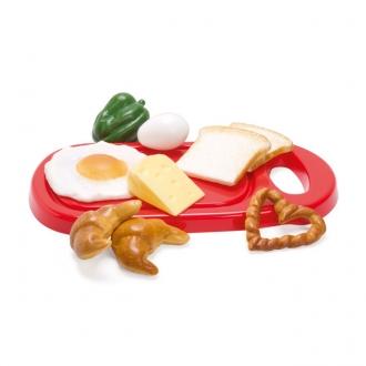 パンと卵のブレックファーストセット