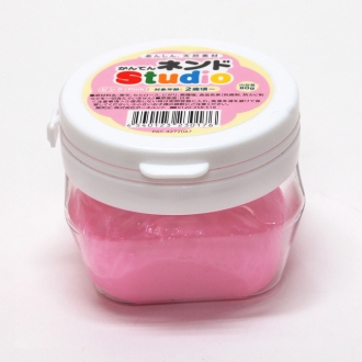 かんてんネンドStudio ピンク (寒天粘土)