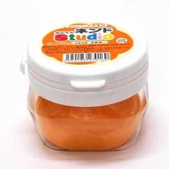 かんてんネンドStudio オレンジ (寒天粘土)