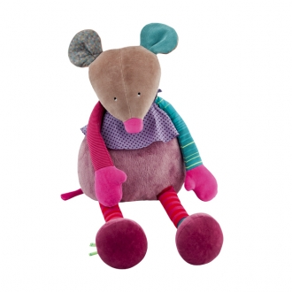 「ジョリ・パ・ブー」 抱き人形 ねずみ 63cm