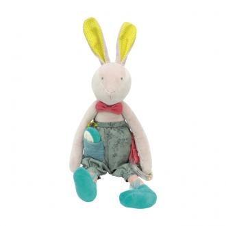 「マドモアゼルとリバンベル」 うさぎの抱き人形 60cm