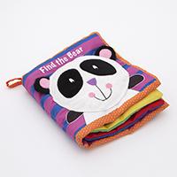 手あそび絵本 パンダの大冒険