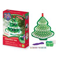プラッシュクラフト・オーナメント クリスマスツリー