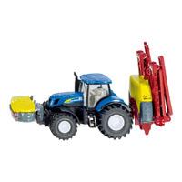 ニューホランド トラクター 作物噴霧器付き1/87 (ジク・SIKU)