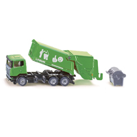 MAN ゴミ収集トラック 1/87(ジク・SIKU)