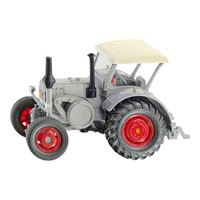 ファーマー ランツブルドック トラクター 1/32(ジク・SIKU)
