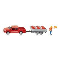 交通整理用コーン付きティッピングトレーラー (ジク・SIKU)