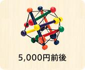 出産祝い:5,000円〜