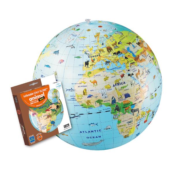 地球儀・地図