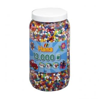 ハマビーズ(13000pcsボトル)