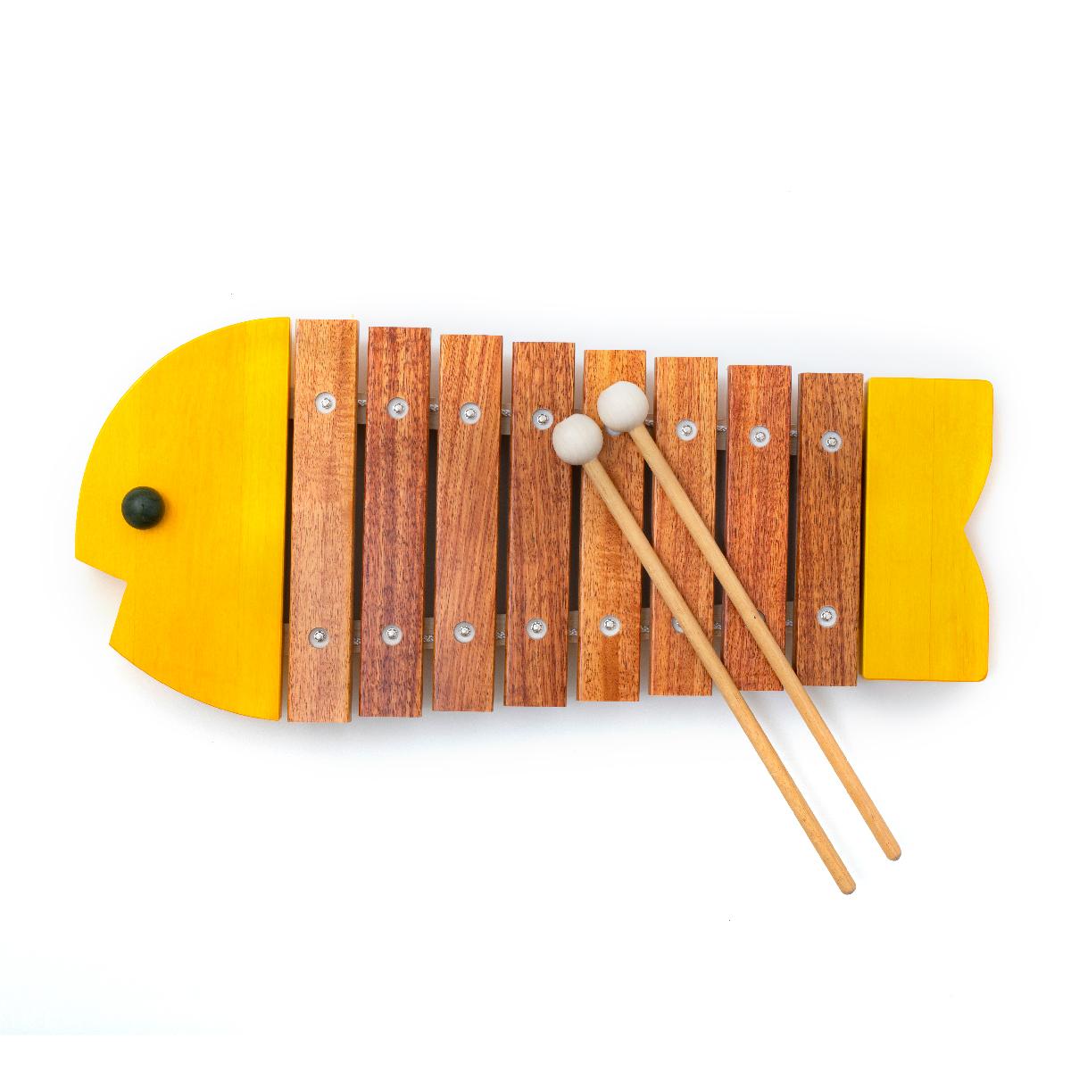 木製の楽器