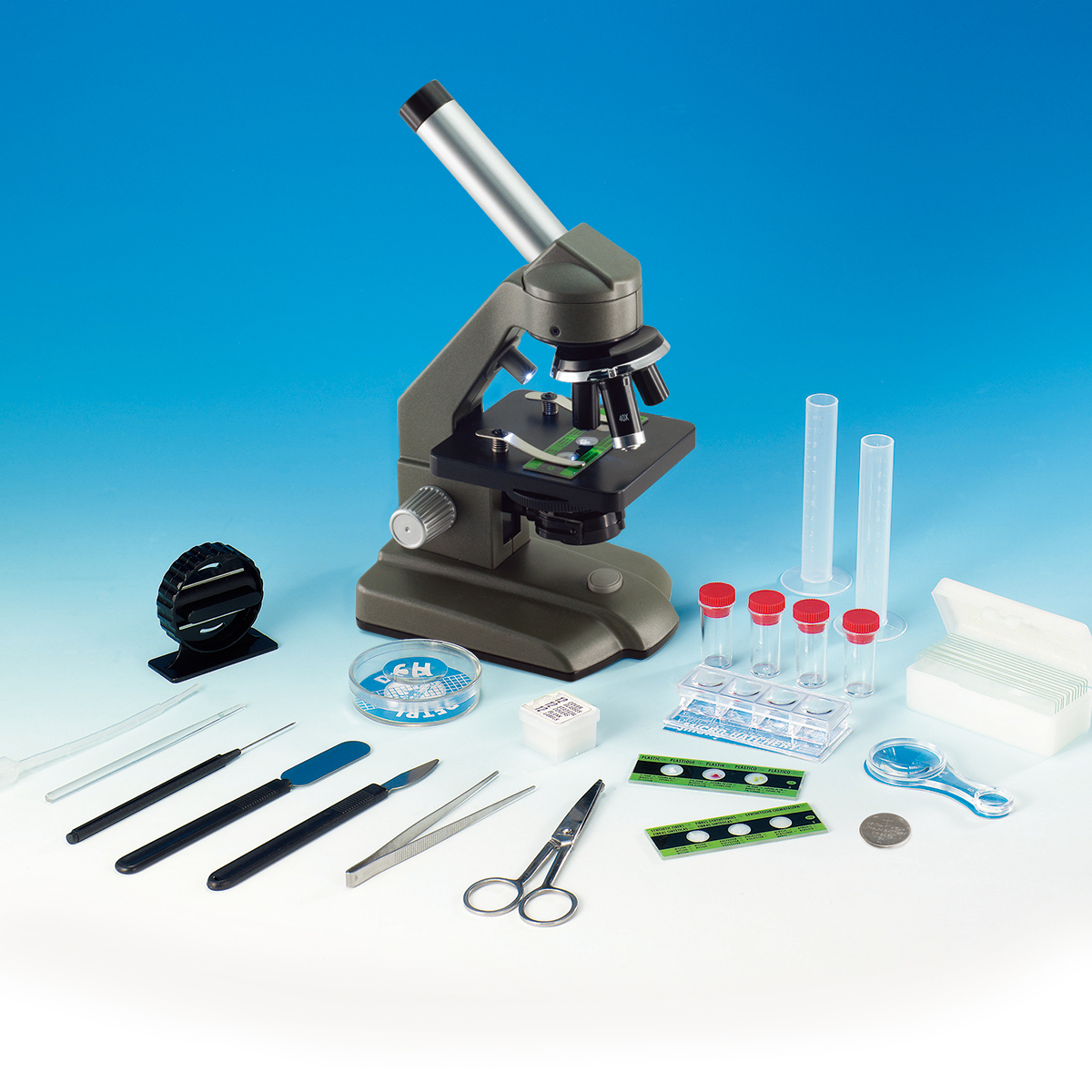 顕微鏡・望遠鏡・双眼鏡