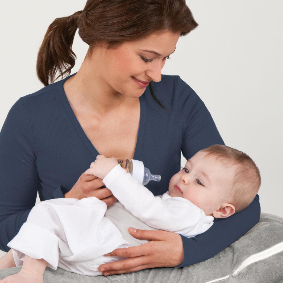 赤ちゃんとおうち時間