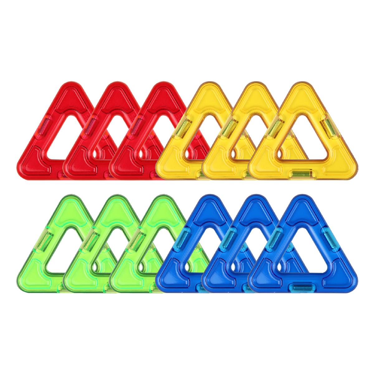 【再入荷時期未定】マグ・フォーマー正三角形12ピース