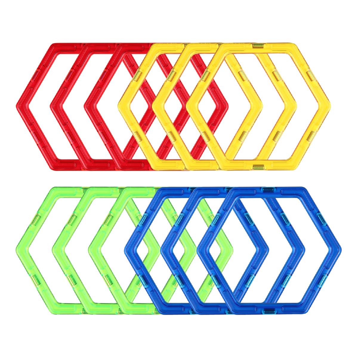 マグ・フォーマー六角形12ピース