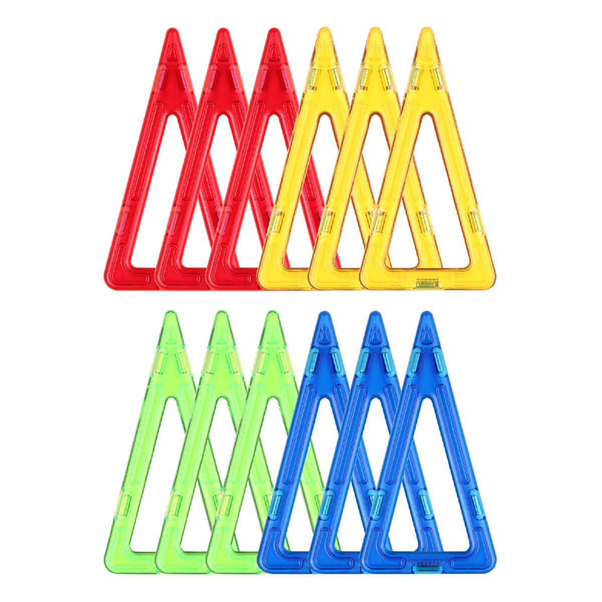 マグ・フォーマー二等辺三角形12ピース
