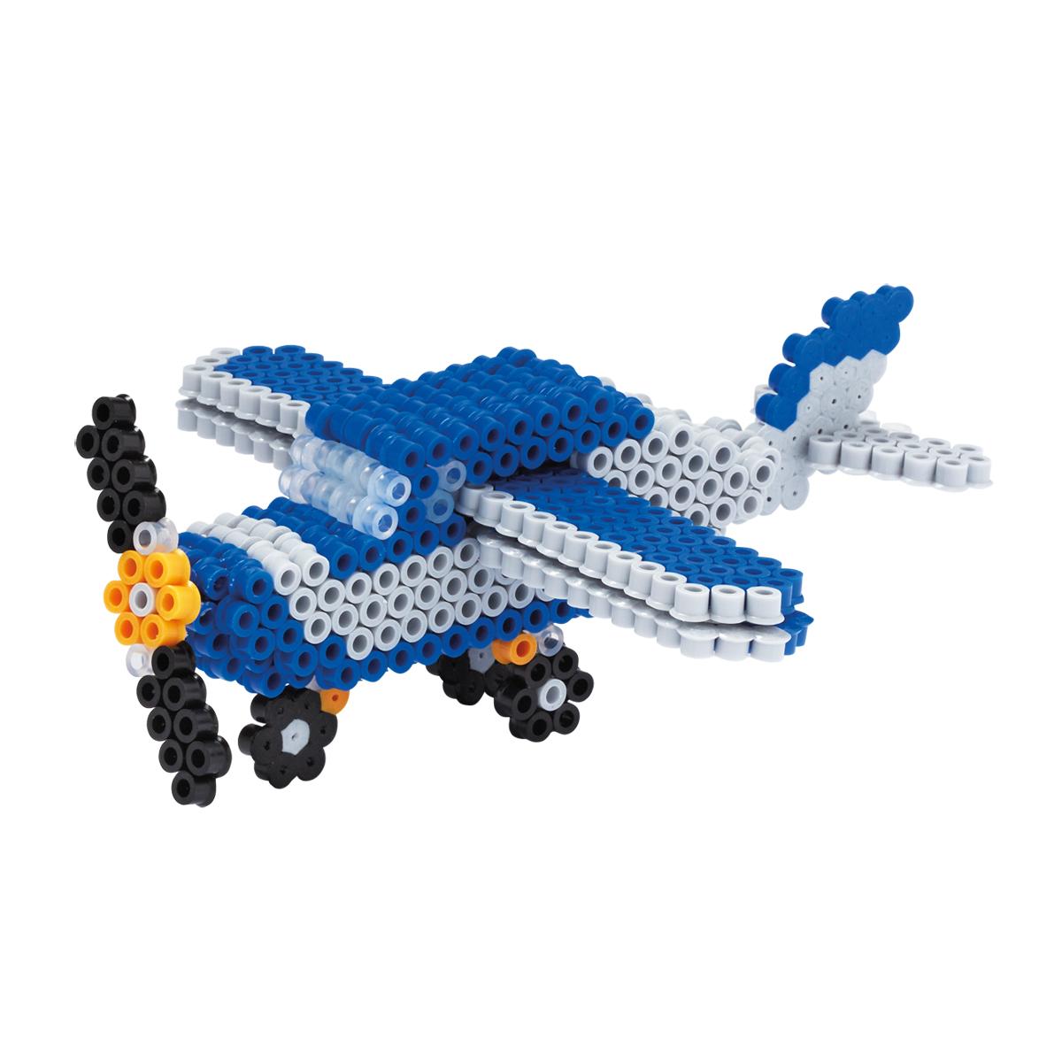 ハマビーズ3Dセット・飛行機