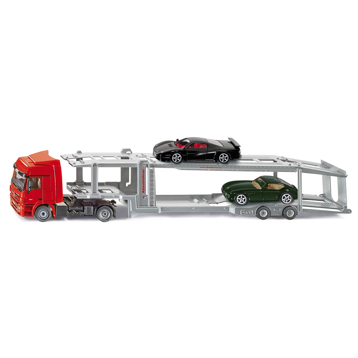車両運搬セット(ジク・SIKU)