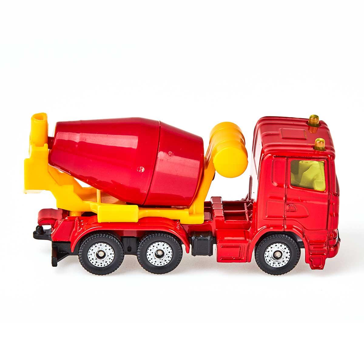 セメントミキサートラック(ジク・SIKU)