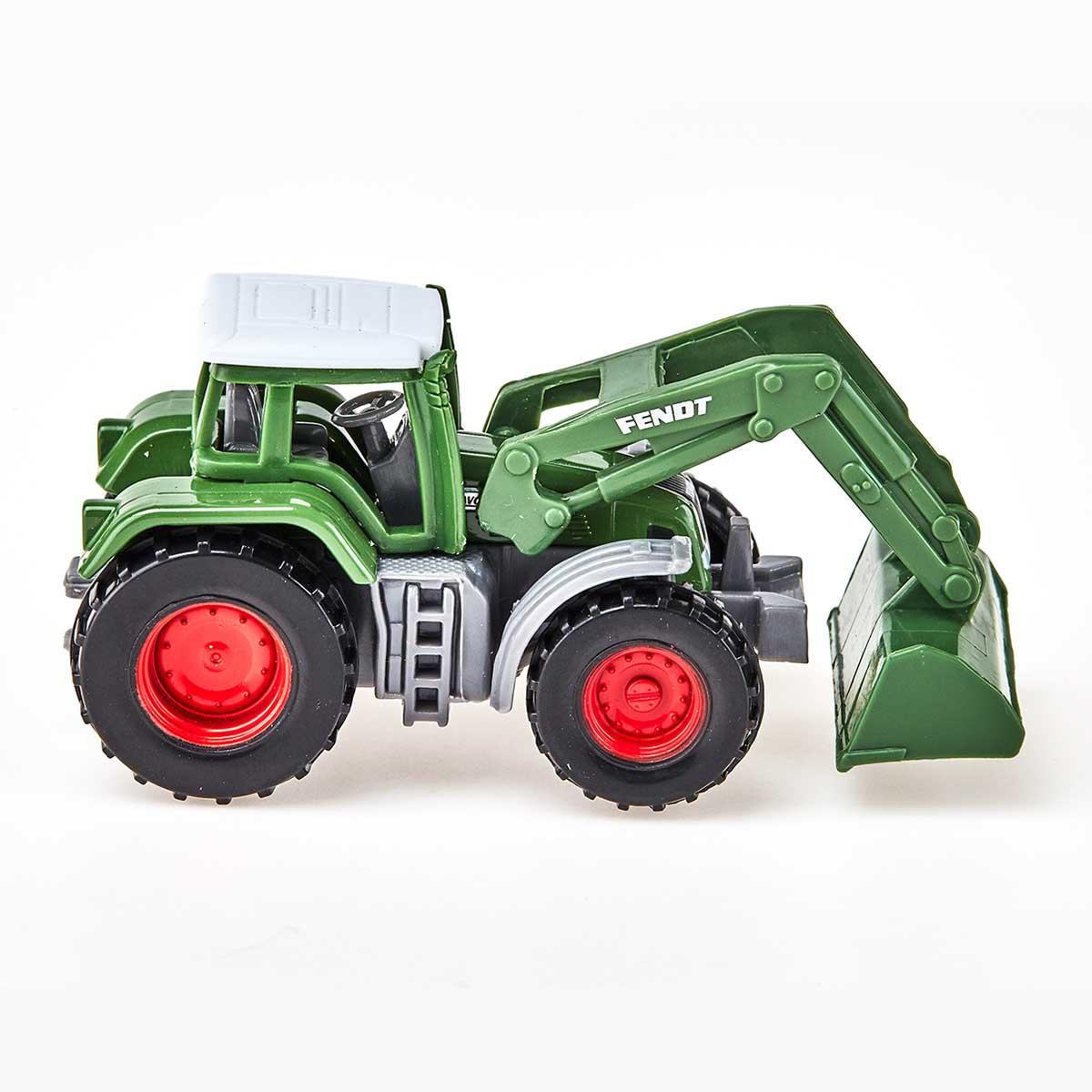 【在庫限り】Fendt トラクター フロントローダー付き(ジク・SIKU)