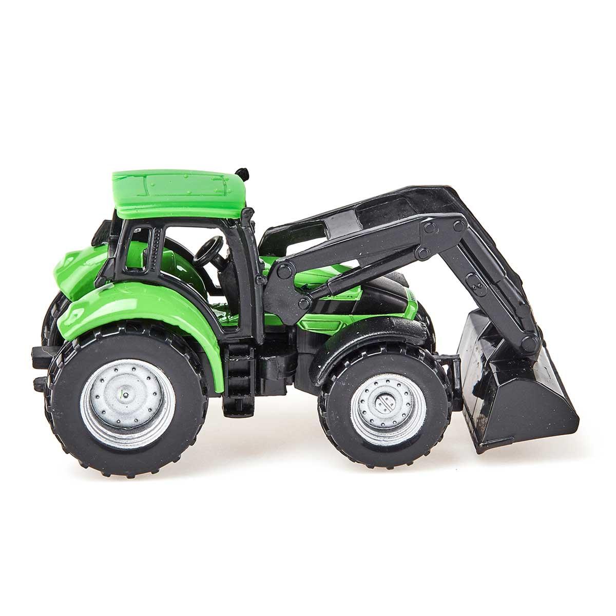 DEUTZ-FAHR トラクター フロントローダー付き